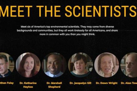 The scientists of Let Science SpeakLETSCIENCESPEAK.COM